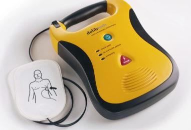 Le défibrillateur connecté