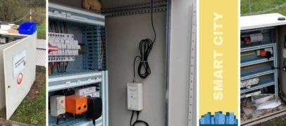 Des stations de relevage avec détecteur de niveau haut pour Veolia