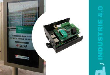 Une solution de maintenance connectée pour le système d'affichage du MIN de Rungis