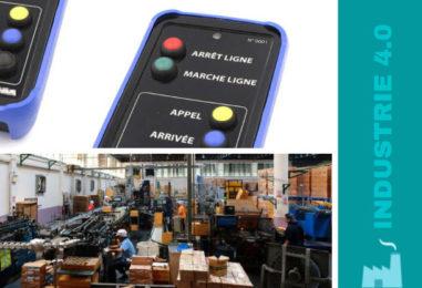 Bouton d'appel pour l'industrie : sécurité, efficacité, maintenance