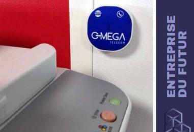 Système de ticketing par bouton pour une société d'infogérance